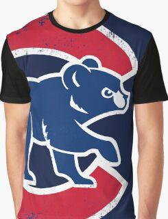 Chicago Cubs baseball Sport Graphic T-Shirt