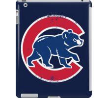 Chicago Cubs baseball Sport iPad Case/Skin