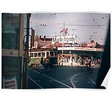 Moreland junction on Sydney road 19600300 Poster