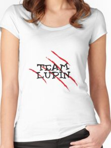 Team Lupin Women's Fitted Scoop T-Shirt