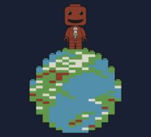 LITTLE BLOCK PLANET One Piece - Short Sleeve