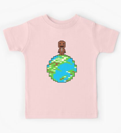 LITTLE BLOCK PLANET Kids Clothes