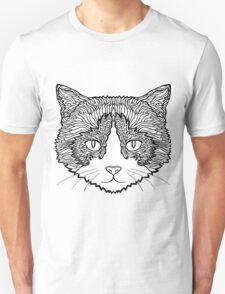 Snowshoe Cat T-Shirt