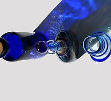 True blue by Fizzgig7
