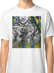 Hamburg Selfie Classic T-Shirt