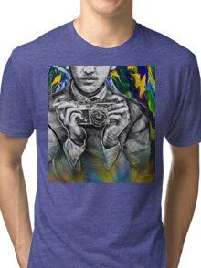 Hamburg Selfie Tri-blend T-Shirt