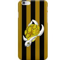 Yellow Turtle iPhone Case/Skin