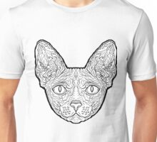 Sphynx Cat - Complicated Cats Unisex T-Shirt