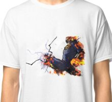 The Captain's Flying Knee Classic T-Shirt