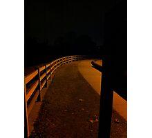 Dark Path Photographic Print