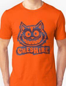 Cheshire Originals - Blueberry Stripe Scribble Unisex T-Shirt