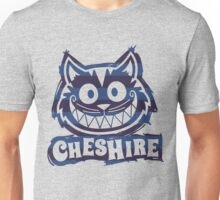 Cheshire Originals - Blueberry Stripe Scribble Unisex T-Shirt