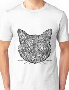 Tortoise Shell Cat- Complicated Cats Unisex T-Shirt