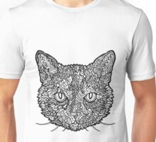 Tortoise Shell Cat- Complicated Cats Unisex T-Shirt