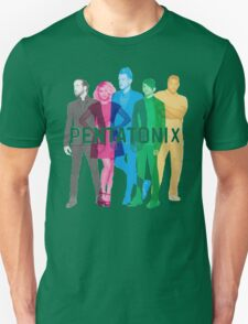 Pentatonix Album Cover T-Shirt
