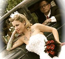 Dave and Vicki, 2 by Linda Bianic