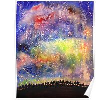 The Night Sky Poster