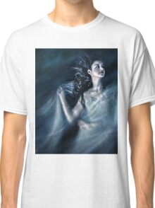 The Wind Was Her Element Classic T-Shirt