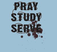 Pray Study Serve: Thorns Kids Clothes