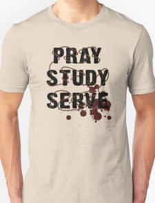 Pray Study Serve: Thorns T-Shirt