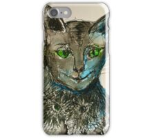 pea green boat - owl and the pussycat iPhone Case/Skin