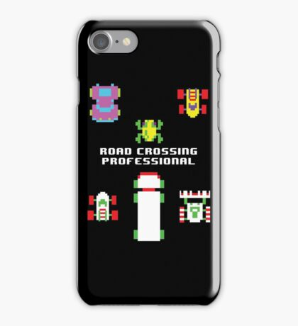 Leave it to the Pros iPhone Case/Skin