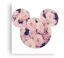 Mickey!? Canvas Print