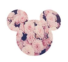 Mickey!? Photographic Print
