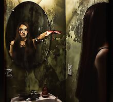 The Mirror by Richard  Gerhard