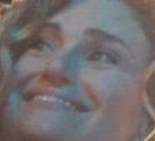 Idina Menzel funny selfie by morganalexander
