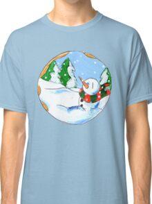 Sweet Snowfall Classic T-Shirt