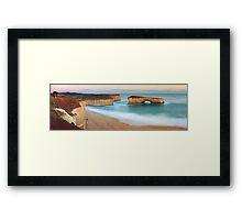 London Arch, Great Ocean Road, Victoria, Australia Framed Print