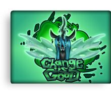 Change is Good Canvas Print