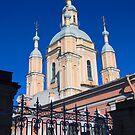 Rozovie Tserkov on 6-ya Liniya by M-EK