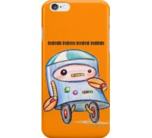 Robot Loves You iPhone Case/Skin