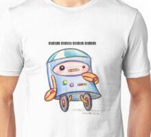 Robot Loves You Unisex T-Shirt