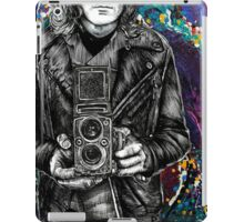British Twin Lens iPad Case/Skin
