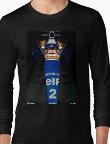 Williams FW16 - Ayrton Senna 2 Long Sleeve T-Shirt