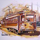 Southern County Railway by Dan Wilcox