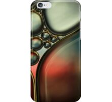 Oil & Water Metalics Collection IV iPhone Case/Skin