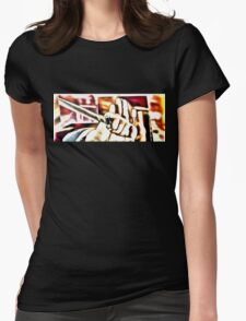 """Is this what you seek?"" [Dune] Womens Fitted T-Shirt"