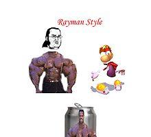 Rayman  by ToorDesign