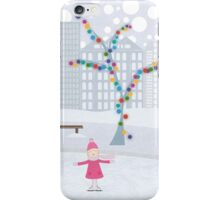 Winter in the City iPhone Case/Skin