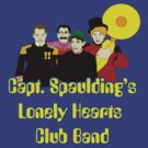 Capt. Spaulding's Lonely Hearts Club Band by Barton Keyes