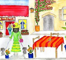 spanish life by Hbeth
