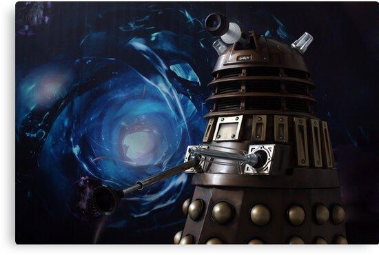 Dalek by David W Bailey
