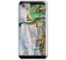 Route 66 Dinosaurs iPhone 4 Case iPhone Case/Skin