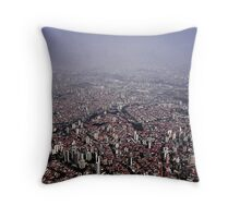 Sao Paulo Throw Pillow