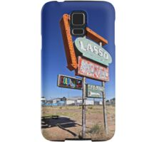 Route 66 Lasso Motel iPhone 4 Case Samsung Galaxy Case/Skin