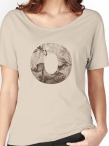 O Deer Women's Relaxed Fit T-Shirt